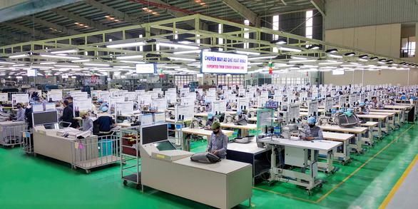 Dây chuyền sản xuất hiện đại của Autocom