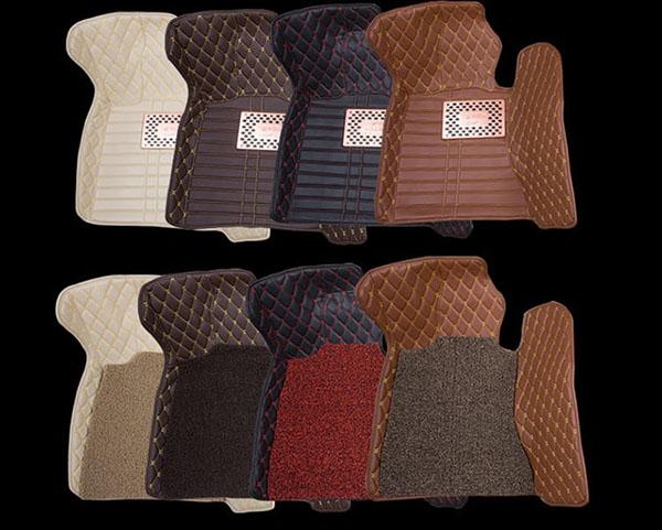 Các loại thảm ô tô