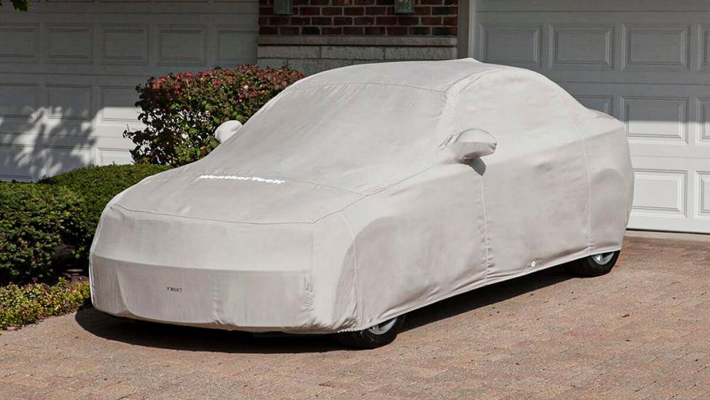 Bạt phủ ô tô vải bạt